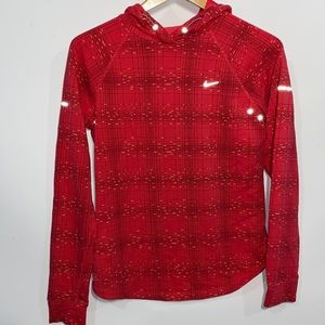 Nike dri fit running sweatshirt